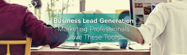 Business Leads Generation - Marketing Professionals Love These Tools.jpg