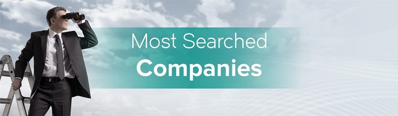 Winmo Most Searched Companies July 2017
