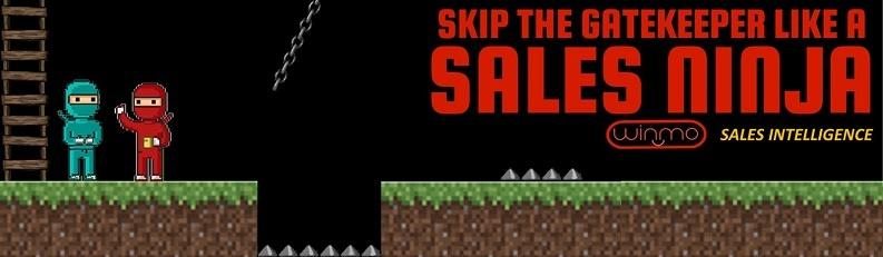 Reach Your Decision Maker Like a Sales Ninja